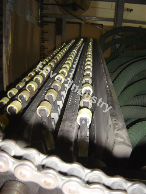 Pressing Wheels For Bending Glass Tempering Furnace