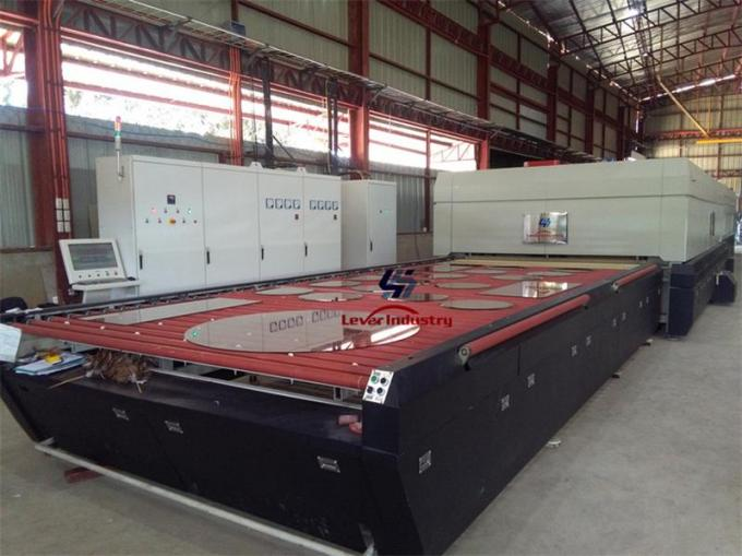 Safety Glass Tempering Furnace For Processing Flat Tempered Glass