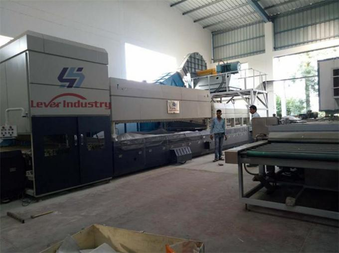 Computer Remote Control Glass Tempering Furnace make  toughened glass Glass Annealing Furnace