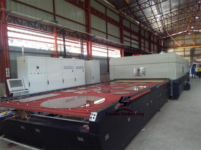 PLC control Glass Tempering Furnace Brand New toughened glass manufacturing machinery