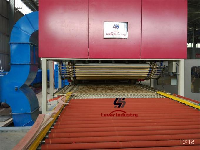 LV-TFB Series Flat & Bending Glass Tempering Furnace