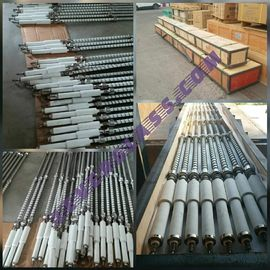 Heaters for Tamglass Glass Tempering Furnace 5870mm, Heating Elements, Heating spiral coils
