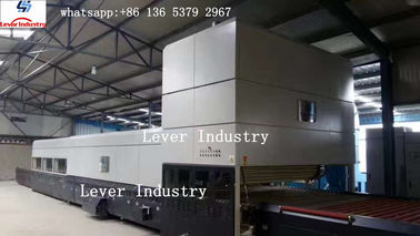 China Flat & Bend Glass Tempering machine factory