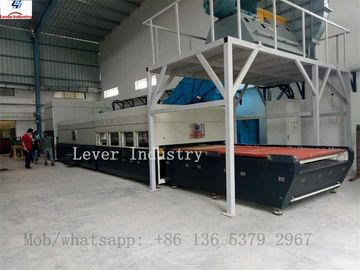 China LV-TFB-L Series Flat & Bend Glass Tempering Furnace factory