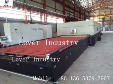 China LV-TF Series Glass Toughening Plant / Glass Tempering furnace for curtain wall glass factory