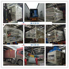 China Architectural Glass Tempering and bending Furnace / toughened glass manufacturing machinery supplier