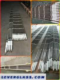 China Furnace Heating Elements for Tamglass Tempering Furnace Heaters heating coils Spiral factory