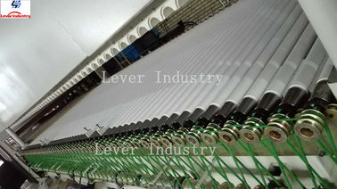 China White Ceramic Rollers Of Glass Toughening Furnace supplier