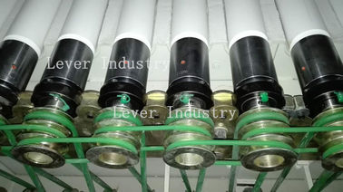 China Brand New Vesuvius Brand Ceramic rollers for Glass Tempering Furnace factory