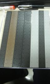 China Warm edge spacer used on IGU line Material UPVC Plastic supplier