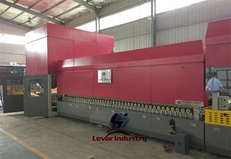 China Flat & Bent Glass Tempering Furnace Tempered Glass Making Machine factory