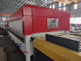 Customized high quality tempered glass making machine Flat Glass Tempering Furnace 1500 x 3600mm