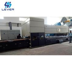 China OEM Bi-direction Flat and Bending Glass Tempering Machine Glass Toughening Furnace factory
