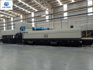 China Lever Factory Directly Sell Continuous Single Bending Glass Tempering furnace machine factory