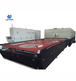 Glass Tempering Furnace with Forced Convection for low-e glass 2440 x 3660mm LV-TFQ2436