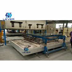 China Automatic Glass Thermal Glass Bending Furnace for Bus front Windshield 2000 x 3000mm factory