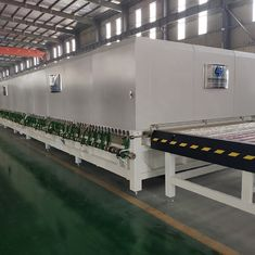 Double Heating Chamber Glass Toughening machine  Tempered Glass Making machine Tempering Furnace