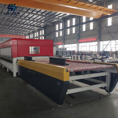 High Production Temper Glass making machine Toughening oven Furnace For car Automotive Side Window Glass