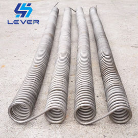 China Heating coils inside the heating furnace of Glass Tempering furnace silicone heating element factory