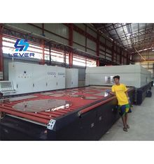 Convection type Glass Tempering machine glass toughening machine tempered glass machine