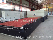 LV-TF Series Glass Toughening Plant / Glass Tempering furnace for curtain wall glass supplier
