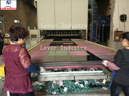 LV-TB-L Series Bending Glass Toughening Furnace for Automobile Sidelites glass supplier