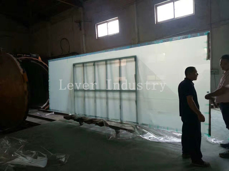 Vacuum polyester release film with high temperature for laminated glass supplier