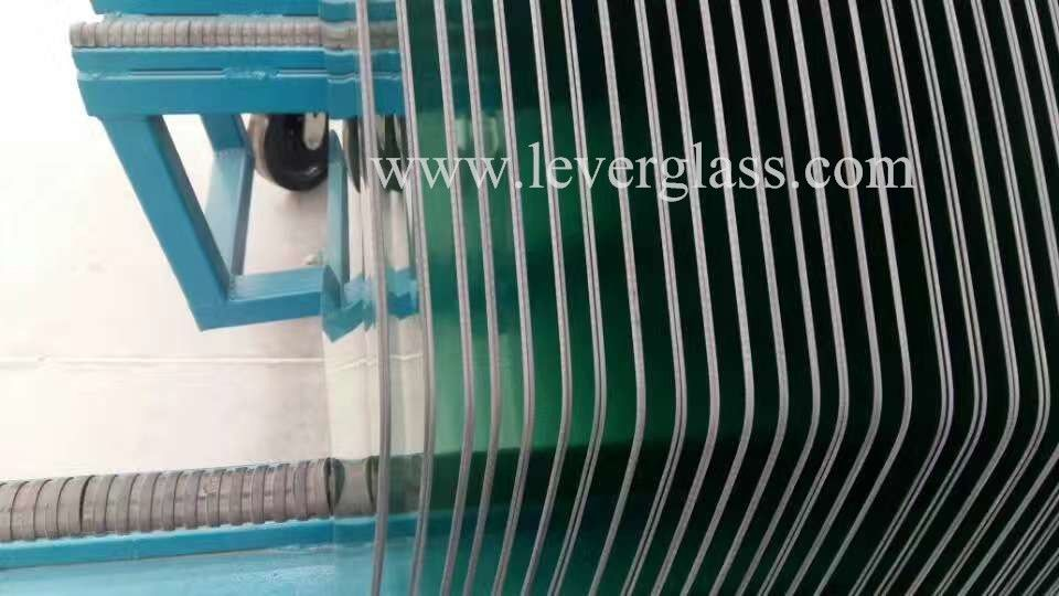 customized Glass Tempering Furnace , Mini Glass Bending Furnace supplier