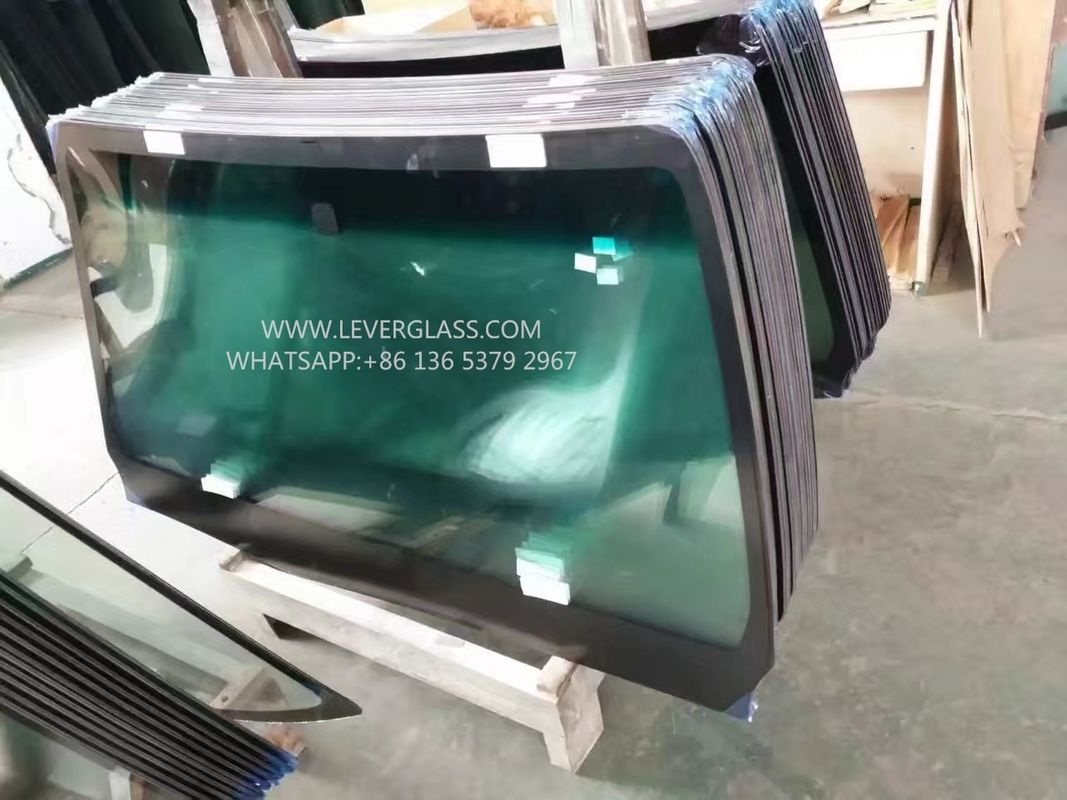 Car Back Glass Tempering Glass Bending Furnace Auto Glass Annealing Furnace supplier