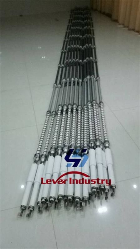 Heating elements for TAMGLASS tempering furnace - model 2448 industrial oven heating elements supplier