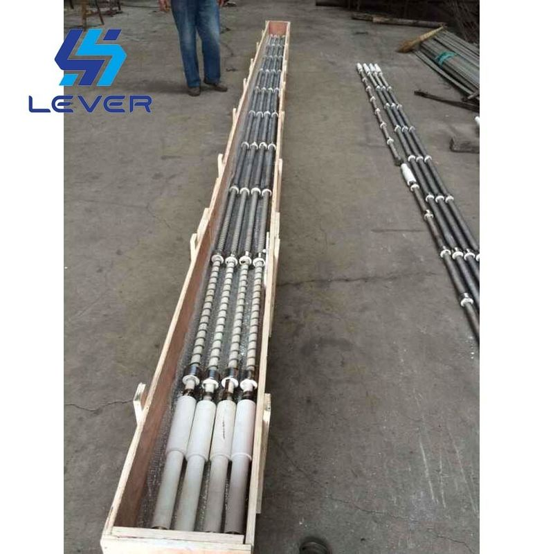Customized size Stainless steel Heating Element Heater Tamglass Tempering furnace supplier