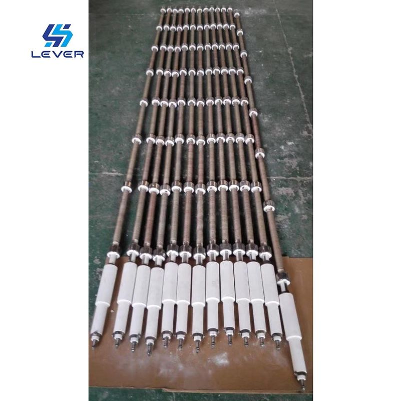 Heaters Furnace Heating Elements For Tamglass Glass Tempering Furnace / Heating Wires supplier