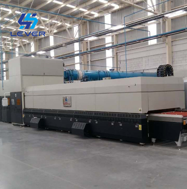 High Speed Auto Glass Machine Bending Glass Tempering Furnace for Car Side window glass supplier