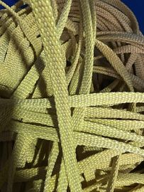 Aramid Kevlar Ropes for glass Tempering Furnace, spectra fiber rope