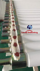 Ceramic Furnace Rollers Used On Glass Tempering Furnace Tamglass Furnace Vesuvius Rollers