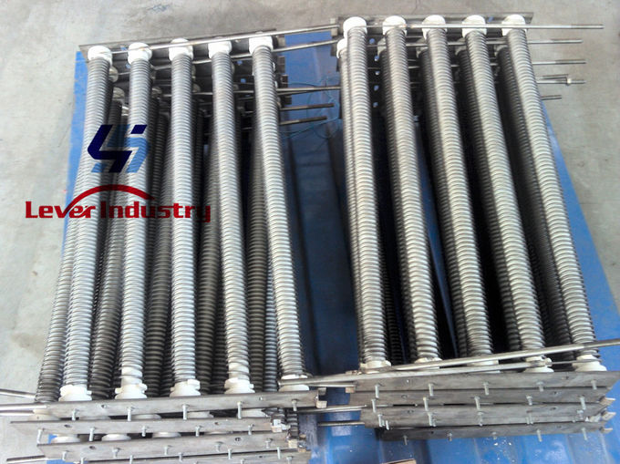 Heaters for Tamglass Glass Tempering Furnace 5870mm, Heating Elements, Heating spiral coils 2